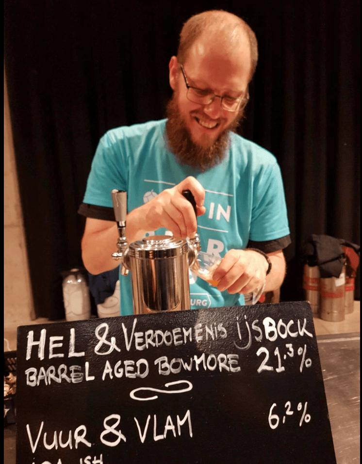 Hel & Verdoemenis Bowmore Barrel Aged Eisbock